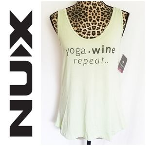 NWT Nux Yoga Tank Top